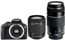 Canon EOS 100D + 18-55mm STM + 75-300mm DCIII