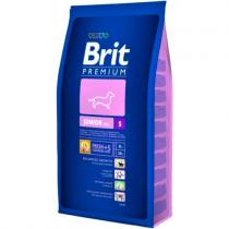 Brit Premium Junior S 8kg