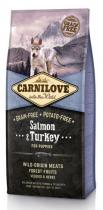 Carnilove Salmon Turkey Puppies 12kg