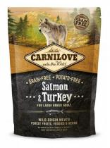 Carnilove Salmon Turkey LB Adult 1,5kg