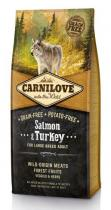 Carnilove Salmon Turkey LB Adult 12kg
