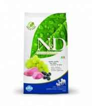 N&D Farmina Grain Free Adult Mini Lamb 2,5kg