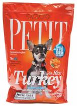 PETIT Dry Adult Turkey Rice Low Grain 1,5kg