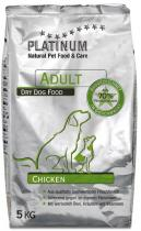 PLATINUM Natural Adult Chicken 5kg