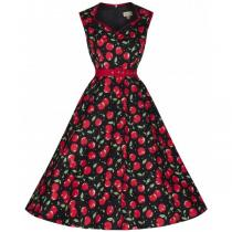 LINDY BOP RETRO Xandra Red Cherry