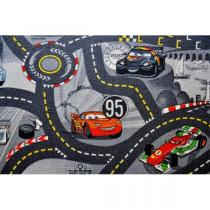 Vopi The World of Cars 97 200x200 cm