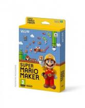 Super Mario Maker + Artbook (WiiU)