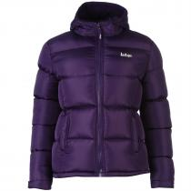 Lee Cooper 2 Zip Bubble Purple
