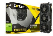ZOTAC GeForce GTX 1070 AMP Extreme 8GB