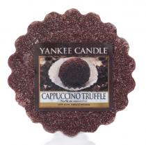 Yankee Candle vonný vosk Cappuccino Truffle 22g