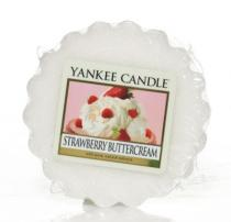 Yankee Candle vonný vosk Strawberry Buttercream 22g