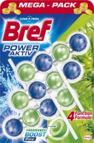 BREF Power Aktive Pine WC blok (3x50 g)