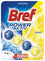 BREF Power Aktiv Lemon WC blok 50 g