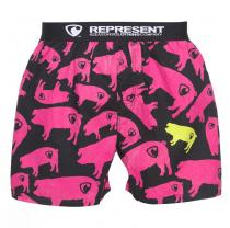 Represent exclusive mike pig farm