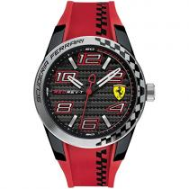 Scuderia Ferrari Red Rev-T 0830338