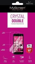 MY SCREEN PROTECTOR CRYSTAL DOUBLE EASY APP KIT LENOVO A606