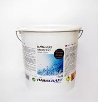 HansCraft MULTI tablety 3v1 - 2,4 kg