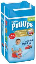 HUGGIES Pull Ups Medium Boys 14ks