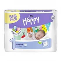 Bella Baby Happy New Born Big Pack 78 ks