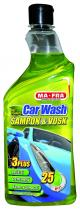MA-FRA CAR WASH Šampón s voskem 750ml