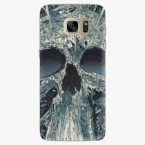 Samsung - Abstract Skull - Galaxy S7 Edge