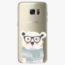 Samsung - Bear With Scarf - Galaxy S7