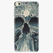 Huawei - Abstract Skull - P8 Lite 2017