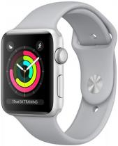 Apple Watch Series 3 GPS 38mm  Aluminium Case with Fog Sport Band