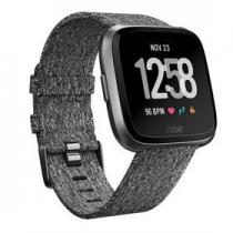 Fitbit Versa Charcoal Woven FB505BKGY