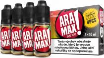ARAMAX 4Pack Max Watermelon 4x10ml 18mg