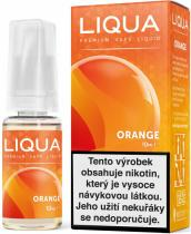 Ritchy Liqua LIQUA CZ Elements Orange 10ml 18mg Pomeranč