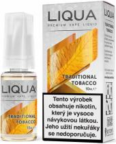 Ritchy Liqua LIQUA CZ Elements Traditional Tobacco 10ml 18mg Tradiční tabák