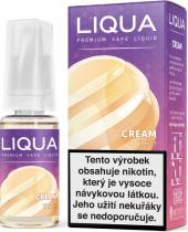 Ritchy Liqua LIQUA CZ Elements Cream 10ml 18mg Smetana
