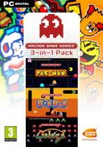 ARCADE GAME SERIES 3in1 Pack