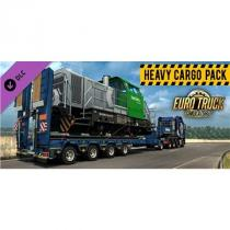 Euro Truck Simulator 2 Heavy Cargo Pack DLC (PC)