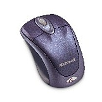 Wireless Notebook Optical Mouse Mac/ Win USB Winter Blue