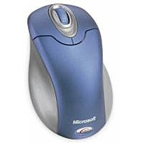 Microsoft Wireless Notebook Optical Mouse 3000 Mac/ Win USB Slate