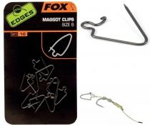Fox Edges Maggot 10 ks 8 mm