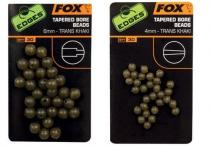 Fox Tapered Bore Beads 4 mm