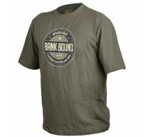ProLogic Tričko Bank Bound Badge Tee