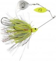 Savage Gear Da'Bush Spinnerbait Yellow Silver 32 g