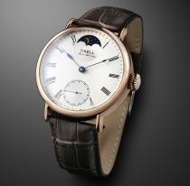 Tisell Sun&Moon No.167 Rose Gold