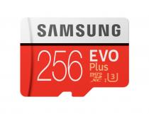 Samsung microSDXC 256GB EVO Plus MB-MC256GA
