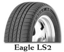 Goodyear Eagle LS2 235/45 R19 95H