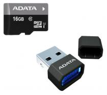Adata Micro SDHC Premier 16GB UHS-I + (AUSDH16GUICL10-RM3BKBL)