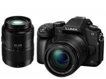 Panasonic Lumix DMC-G80 + 12-60mm + 45-200mm