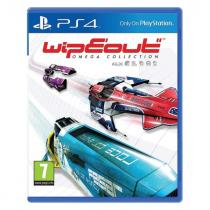 WipEout Omega Collection (PS4)