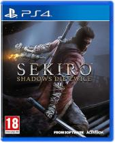 Sekiro: Shadows Die Twice (PS4)