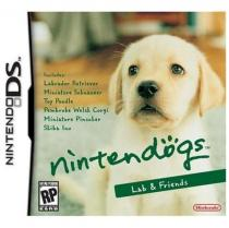 Nintendogs Labrador and Friends (DSi)
