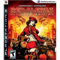 Command Conquer Red Alert 3 (PS3)